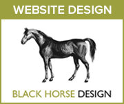 Black Horse Design Website Design (West Midlands Horse)