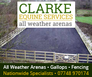 Clarke Equine Services  2018 (West Midlands Horse)
